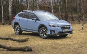 Moje auto: Subaru XV. Aktivní univerzál, to je styl