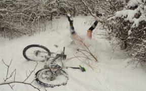 Cyklistova zima? Proč může být i bez kola