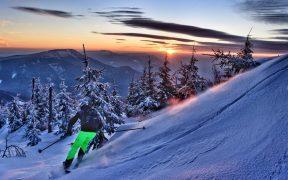 Vzhůru do boje o skialpovou Korunu Beskyd