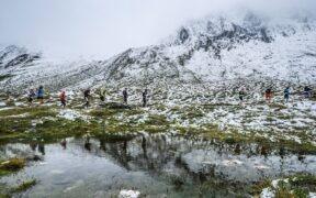 8 dní, 264 km, 16 129 metrů stoupání. Běžecký etapák Dynafit Transalp se chystá na září