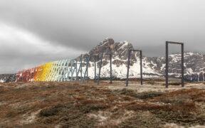 S batohem do jihotyrolských hor za uměním, to je land-artový festival Smach