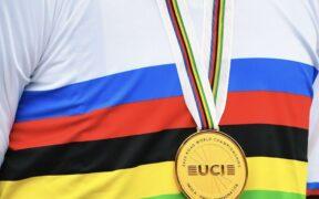 Sto let duhového trikotu. Mistrovství světa cyklistů na silnici se pojede ve Flandrech se 17 Čechy